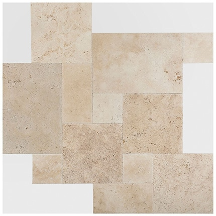 Travertine-Tiles_Classic-french-pattern-chisselled-Edge