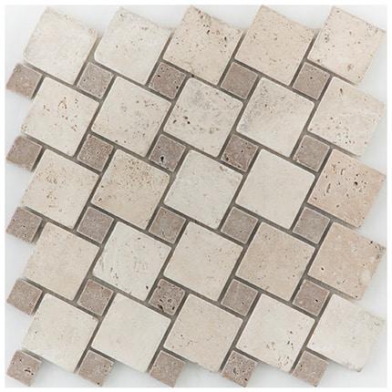 Travertine-mosaics_Diagonal-LN-mix