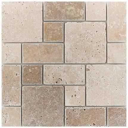 Travertine-mosaics_Mini-Pattern-LNM-mix